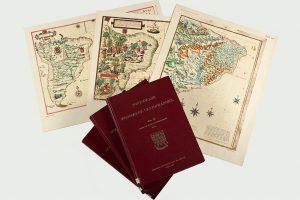 Livros e mapas da Coleção Portugaliae Monumenta Cartographica