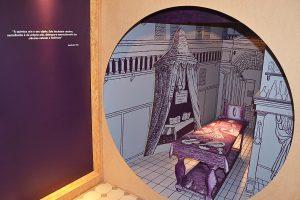 cenário de laboratório dos alquimistas