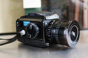 Câmera fotográfica Zenza Bronica