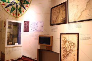 Sala de cartografia