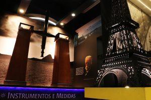 Sala de instrumentos e Medidas